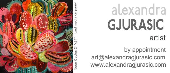 alexandra gjurasic artwork
